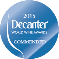 Decanter 2015 Commended